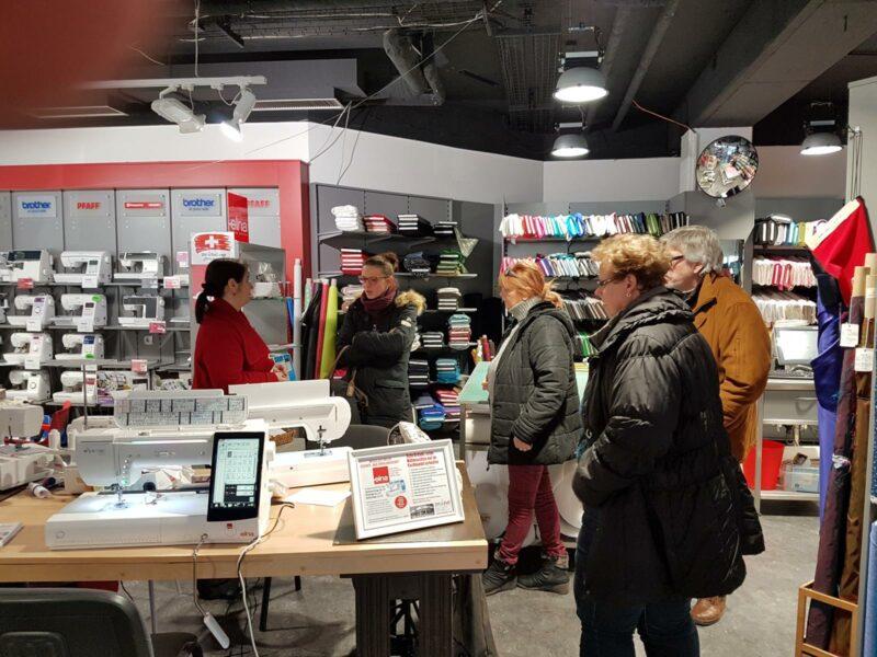 NähTec-Store Beratung